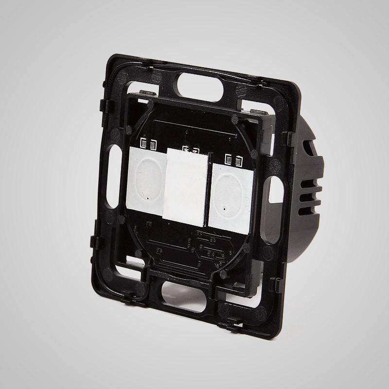Inteligentny Wyłączniki, włączniki światła aluminiowe dotykowe oraz panele JN63