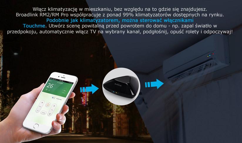 Broadlink RM Pro Touchme